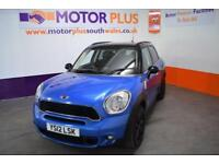 2012 12 MINI COUNTRYMAN 2.0 COOPER SD ALL4 5D 141 BHP DIESEL