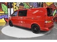 2014 VW Transporter T5 T30 2.0Tdi 160 PS KOMBI SPORTLINE PACK