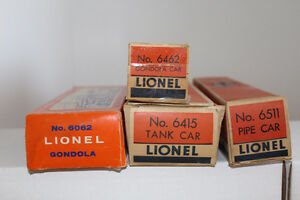 LIONEL TRAINS POST WAR ROLLING STOCK Kingston Kingston Area image 5