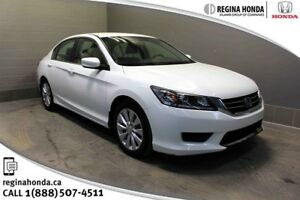 2015 Honda Accord Sedan L4 LX CVT