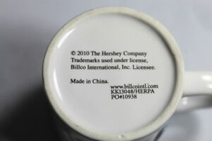 """Collectable """"There's a little bit of hersey's in all of us""""  mug Kingston Kingston Area image 7"""