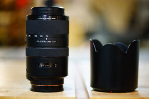 SONY A MOUNT 70-300mmG Lens