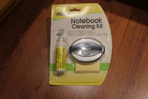Memorex Notebook Cleaning Kit - New In Box