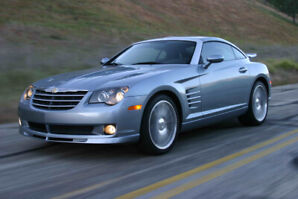 2004 Crossfire Beautiful Automobile  Very desired  collectible