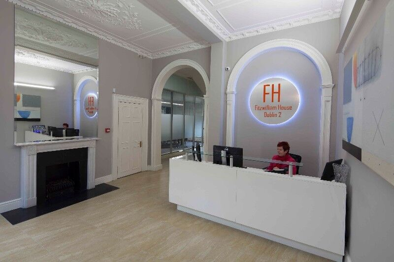 Fitzwilliam Square - Serviced Offices from 2 - 20 people