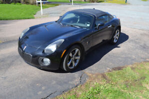 Pontiac Solstice GXP Turbo 2009 only 92,000km in great shape!