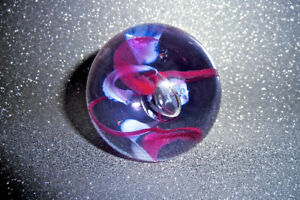 CRYSTAL PAPERWEIGHTS DECOR ACCENT BLING