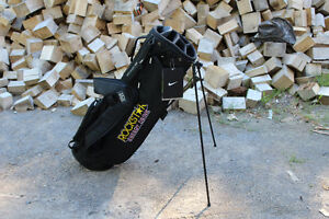 NEW - Nike Sport Lite Golf Bag with Rockstar embroidery