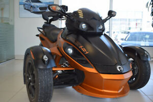 CAN-AM SPYDER RS-S 2011 **SEULEMENT 8773KM**