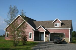 True vacation rental, New House on North shore of NS