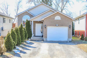 Solid Raised 3+2 Bedroom Bi-Level in nice South End Crescent!