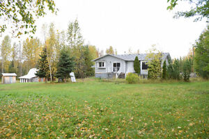 Fully Updated Home, 5 acres Prince George British Columbia image 1