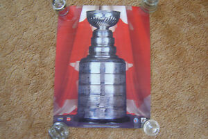 Stanley Cup poster Kitchener / Waterloo Kitchener Area image 1