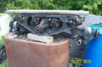 1985 Jaguar Differential