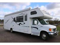 Ford Fun Mover 31C Garage Motorhome 2005/05 REDUCED