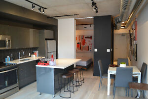 1 Bed & 1 + Den Modern Loft Apartments in South End - Southport