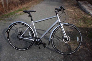 Priority Bicycle Continuum - Belt Driven Internal Hub Commuter