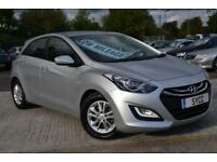 2013 Hyundai i30 1.6 CRDi Blue Drive Active 5dr 5 door Hatchback