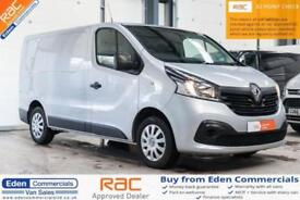 2016 66 RENAULT TRAFIC 1.6 SL27 BUSINESS PLUS DCI S/R P/V PANEL VAN