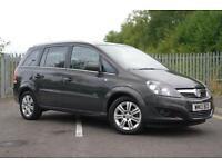Vauxhall Zafira 1.8 Design PETROL MANUAL 2013/13