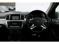2015 Mercedes-Benz M Class ML250 CDi BlueTEC AMG Line 5dr Auto [Premium] Estate
