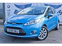 2009 FORD FIESTA 1.4 ZETEC TDCI DIESEL SERVICE HISTORY FINANCE ME TODAY HATCHBAC