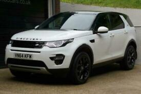 2014 Land Rover Discovery Sport 2.2 SD4 HSE Luxury Auto 4WD (s/s) 5dr SUV Diesel