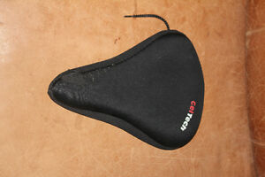 Gel Tech Bicycle Seat Cover