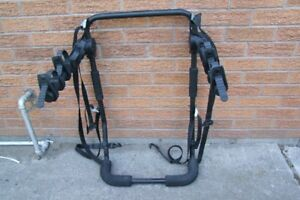 STEALTH +3 THREE BIKE TRUNK MOUNT BICYCLE CARRIER