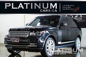 2014 Land Rover Range Rover 5.0L V8/ SUPERCHARGED/ REAR DVD/ NAV