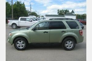 2008 Ford Escape XLT 4x4 Regina Regina Area image 7