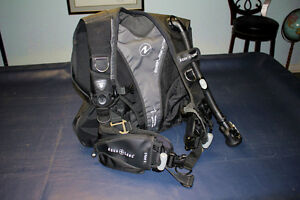 Aqua Lung Balance BCD - WITH OCTO UPGRADE LARGE - Scuba
