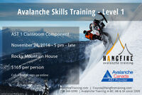 Avalanche Skills Training Level 1