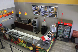 PRICE REDUCED FOR A FAST SALE:  BUSY TURNKEY RESTARAUNT FOR SALE