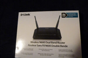 D-Link Router for TV.