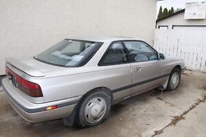 1989 Mazda MX-6 Coupe (2 door)