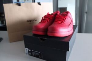 Dead stock Air Jordan 2 Retro Low Gym Red in size 9.5