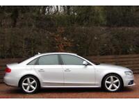 2008 Audi A4 2.0 TDI S Line 4dr