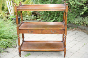 Antique Baby Changing Table