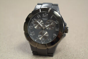 Guess Men's Rush 40mm Quartz Watch W11594G1