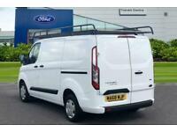 2018 Ford Transit Custom 2.0 EcoBlue 105ps Low Roof Trend Van Panel Van Diesel M