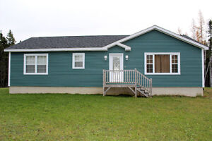 Beautiful 3 Year Old Home in Neguac, NB