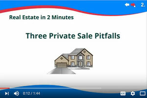 Real Estate in 2 Minutes - Private Sale Pitfalls
