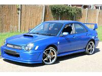 Subaru Impreza Prodrive PPP WRX-STI TYPE No 1 Evo supra skyline specialists!!