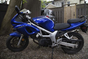 Suzuki SV 650cc (Sale suspended for a short period of time)