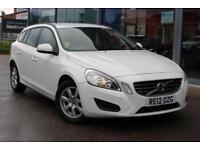 2012 VOLVO V60 DRIVe [115] ES GBP30 TAX, CRUISE and 16andquot; ALLOYS