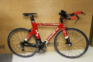 2010 ARGON 18 E112 TT Road Bike