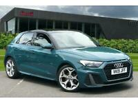 2019 Audi A1 Sportback S line 35 TFSI 150 PS 6-speed Hatchback Petrol Manual