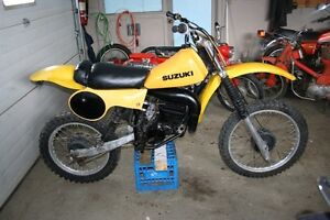 1978 RM125 -- Excellent - Must See --