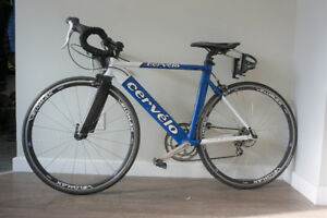 Cervelo P2K Road/Tri Bike - Size 48 cm (xs to small)